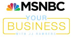 MSNBC Your Business Logo