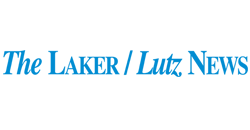 The Laker / Lutz News Logo