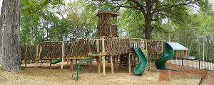 Kevin Loftin Riverfront Park in Belmont North Carolina - Asheville Playgrounds