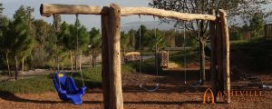 Bexley by Newland Communities Natural Plaground in Florida - Asheville Playgrounds