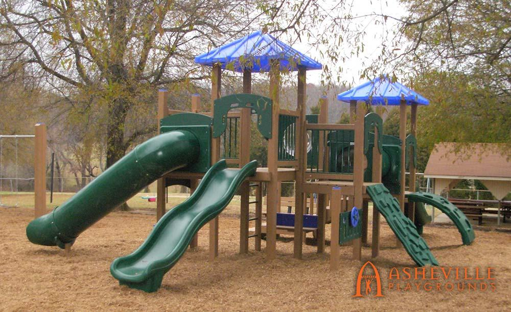 Beck Baptist Church Playground in Winston Salem, NC