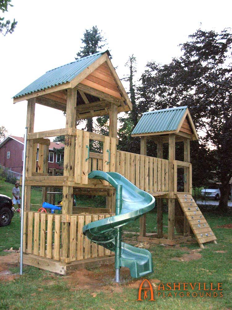 Black Mountain Methodist Church Playground