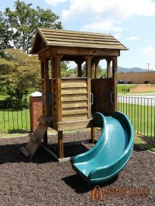 Fletcher United Methodist Church in Decatur - Small Fort - Asheville Playgrounds