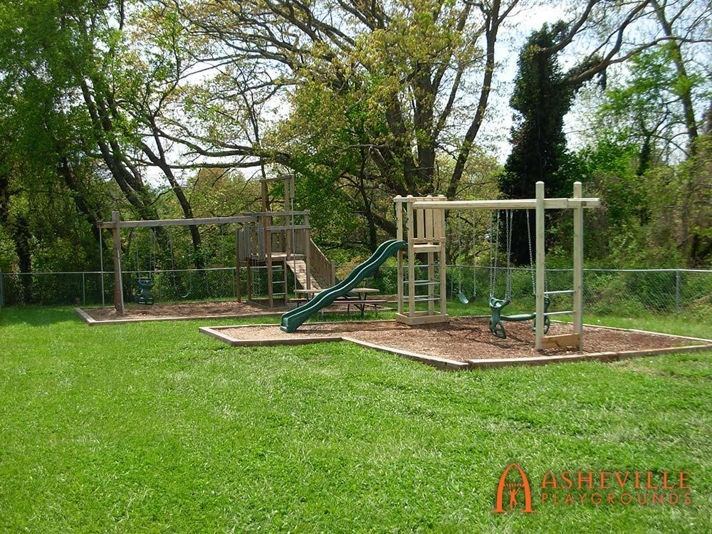 Grace Baptist Church Playground Addition
