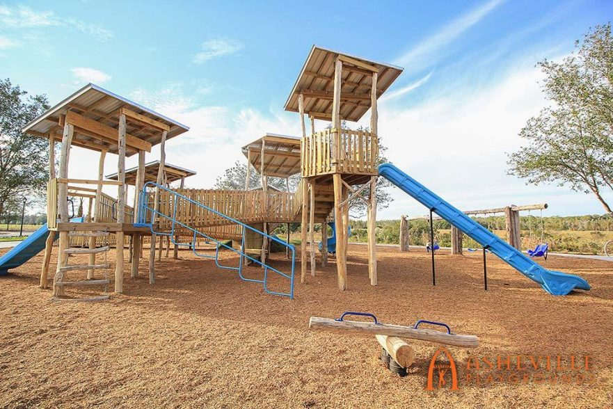 Bexley Community Playground set in Land O'Lakes, FL