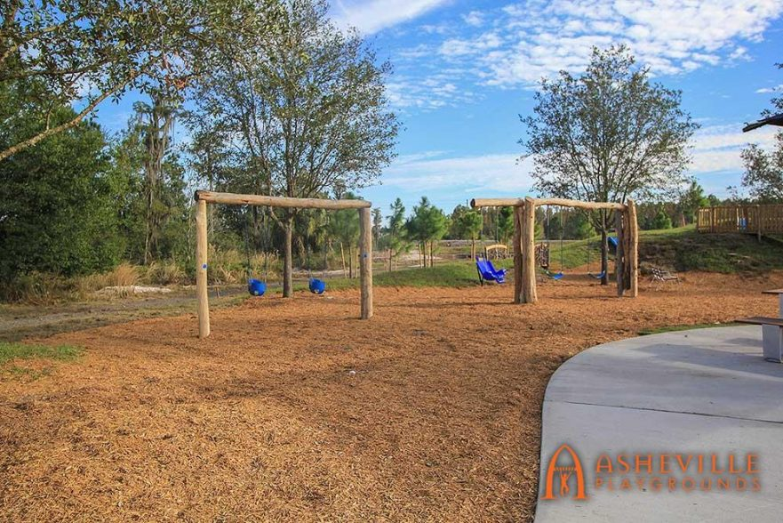 Heavy Duty Locust Swing Sets