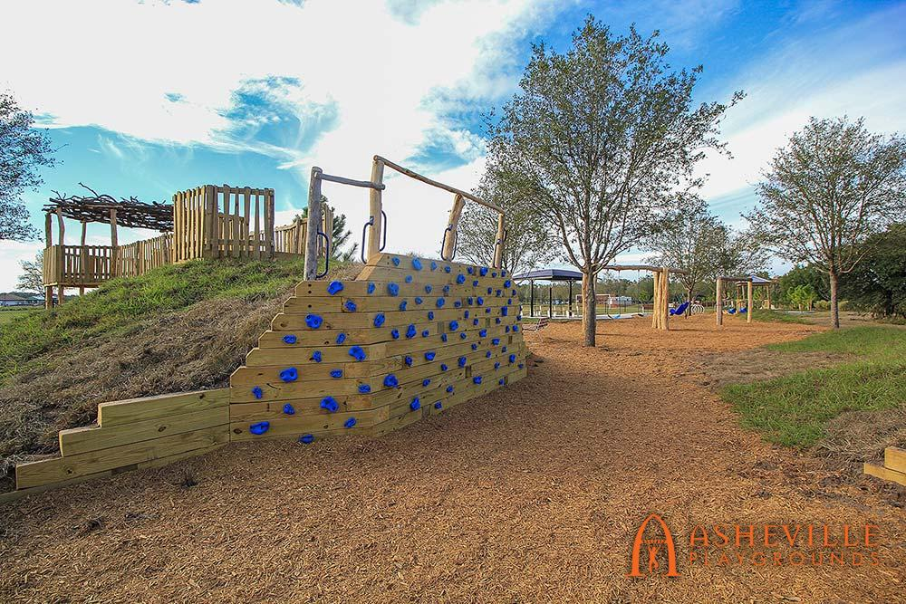 Rock Climbing Wall Bexley Community Playground FL
