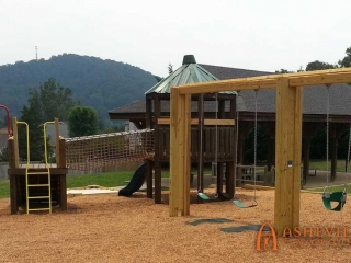 Blossom Cove Subdivision Playground