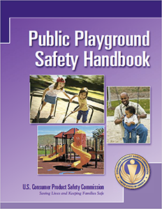 CPSC Public Playground Safety Handbook Cover