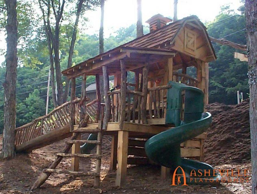 Wolf Laurel Ski Resort Playground