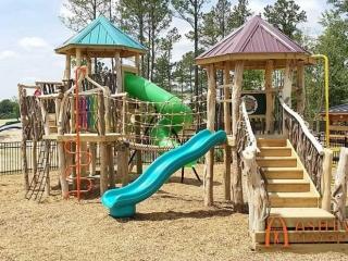 Natural Wendell Falls Playground