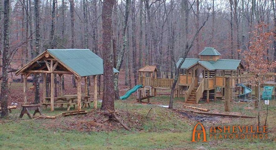 Hensen Forest Subdevelopment Playground and Shelter