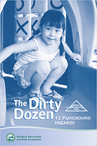 NPRA 12 Playground Hazards Cover