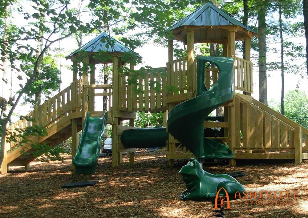 Audobon Apartments Playground
