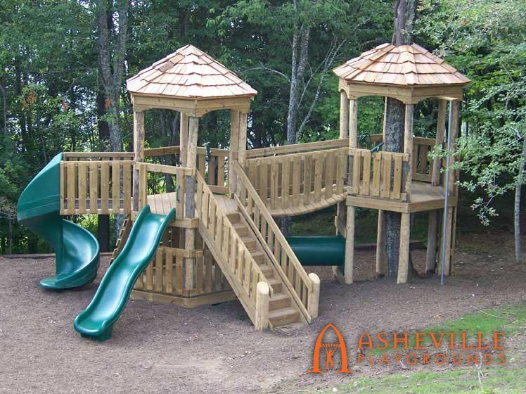 Wolf Ridge Ski Resort Playground