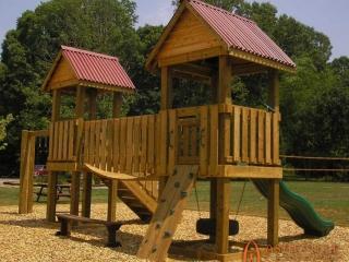 Bent Creek Community Park Playground