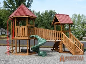 Resurrection Hope Church Playground - Asheville Playgrounds