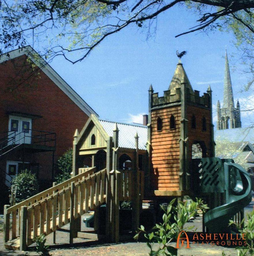 Presbyterian Church Playground Wilmington NC