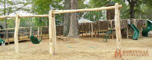 Kevin Loftin Riverfront Park in Belmont North Carolina - Asheville Playgrounds