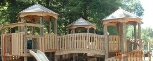 Robert Lake Park in Montreat, NC - Asheville Playgrounds