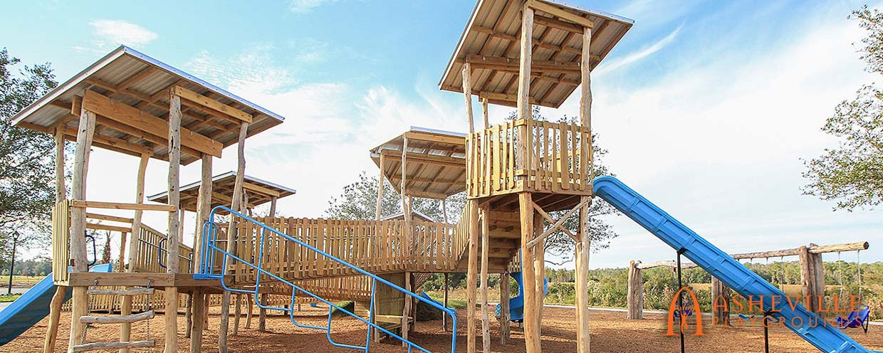 Bexley by Newland Communities Accessible Playground in Florida