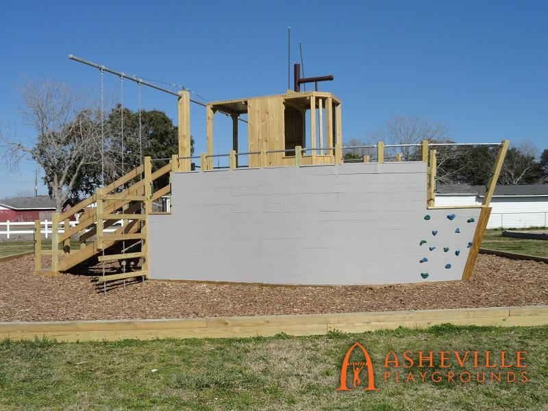 Beaufort Boat Playground Main Image