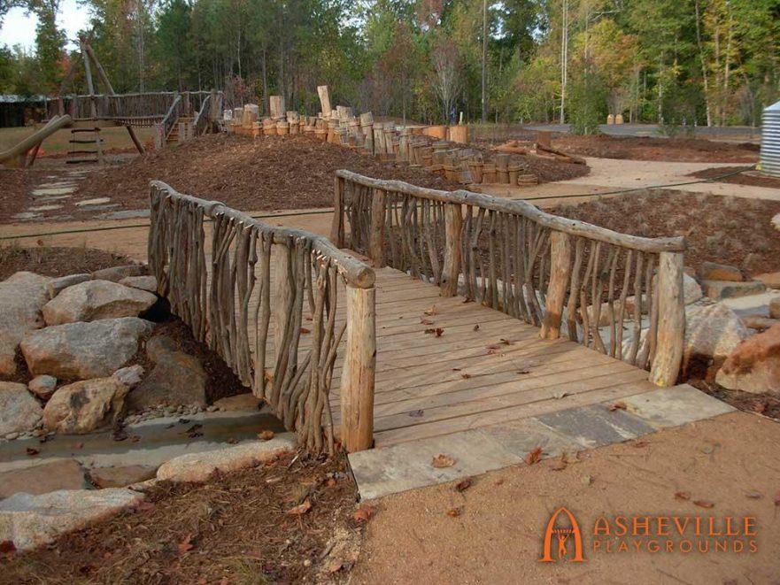 Unique Creek Bridge Garner NC