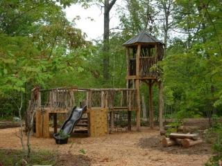 Rock Ridge Park Playground Pittsboro NC
