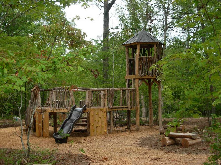 Rock Ridge Park Playground Pittsboro NC