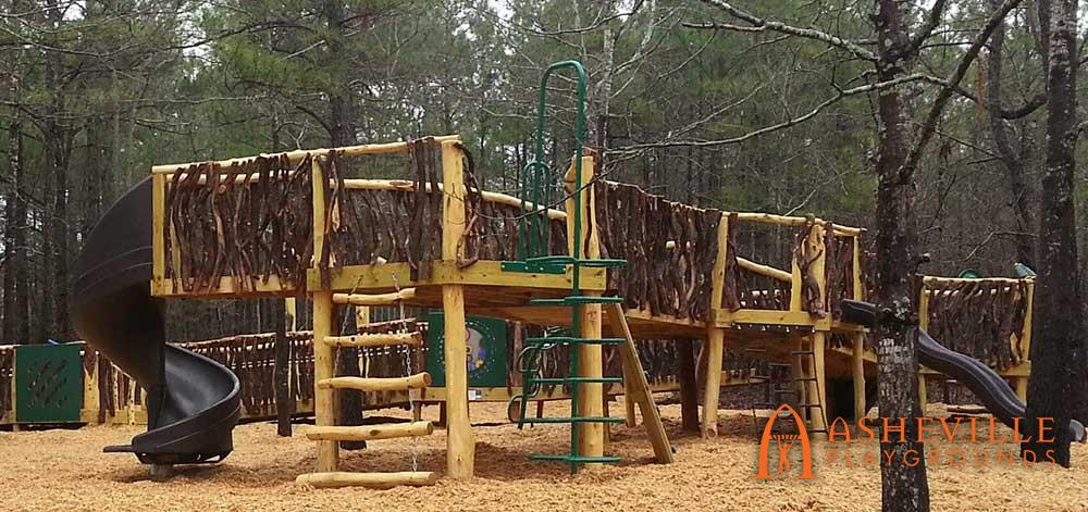 Anderson Creek Parks Playground Harnett County
