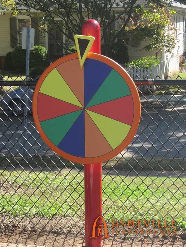 Outdoor Game Spinner
