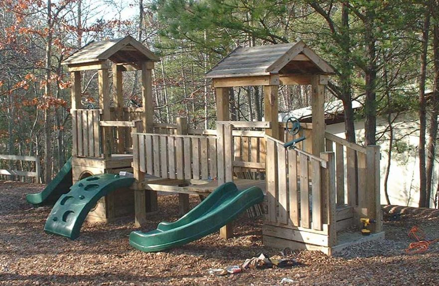 Evergreen Charter Schools Playground