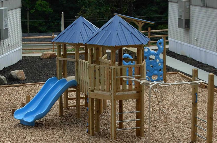 Lake Lure Classical Academy Playground