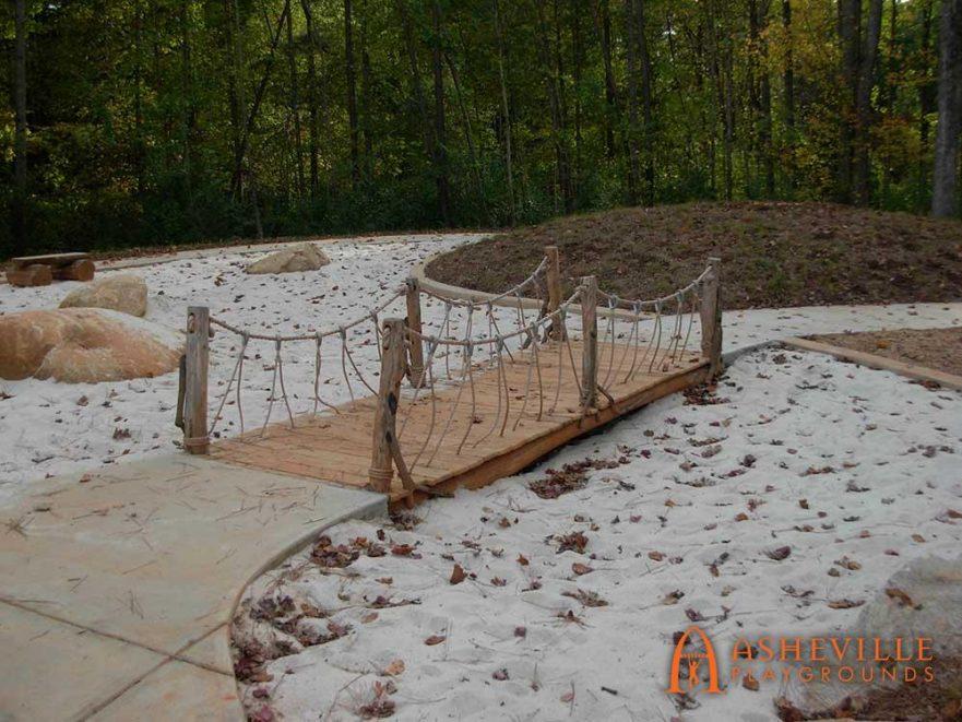 One of a Kind Sand Pond Bridge