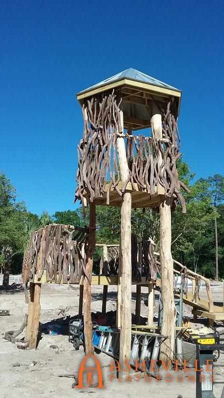 Bexley Developments Amenities Tall Rustic Fort