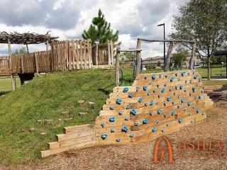 Bexley Developments Park 6 Rock Wall