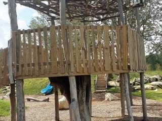 Bexley Park 6 Tall Deck Rhodo