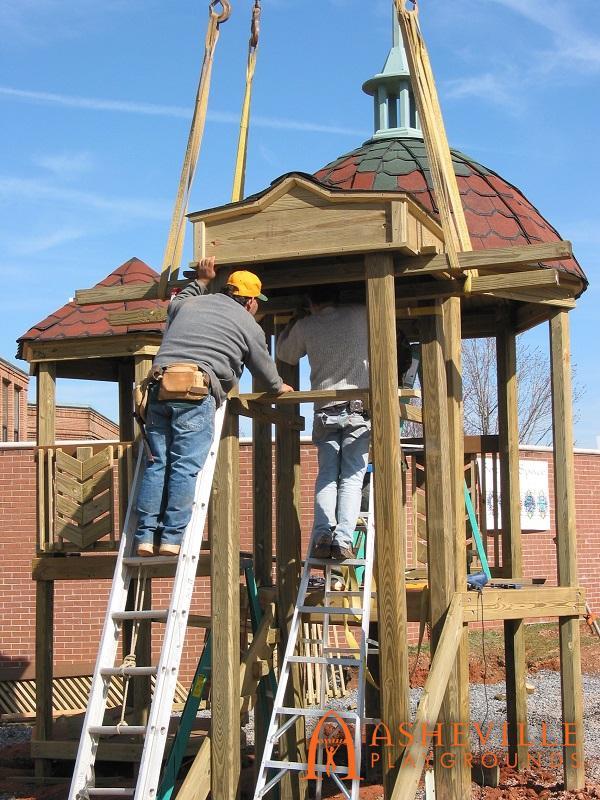 FBCA Roof Install (2)