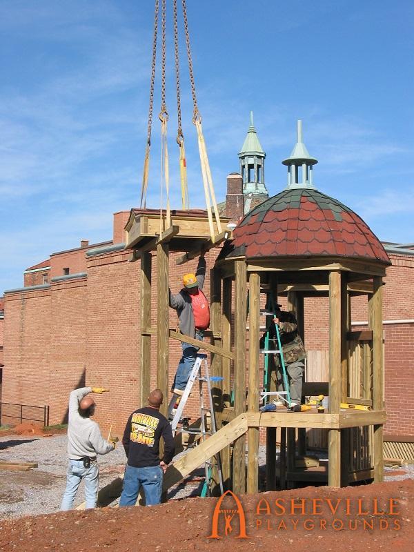 FBCA Roof Install
