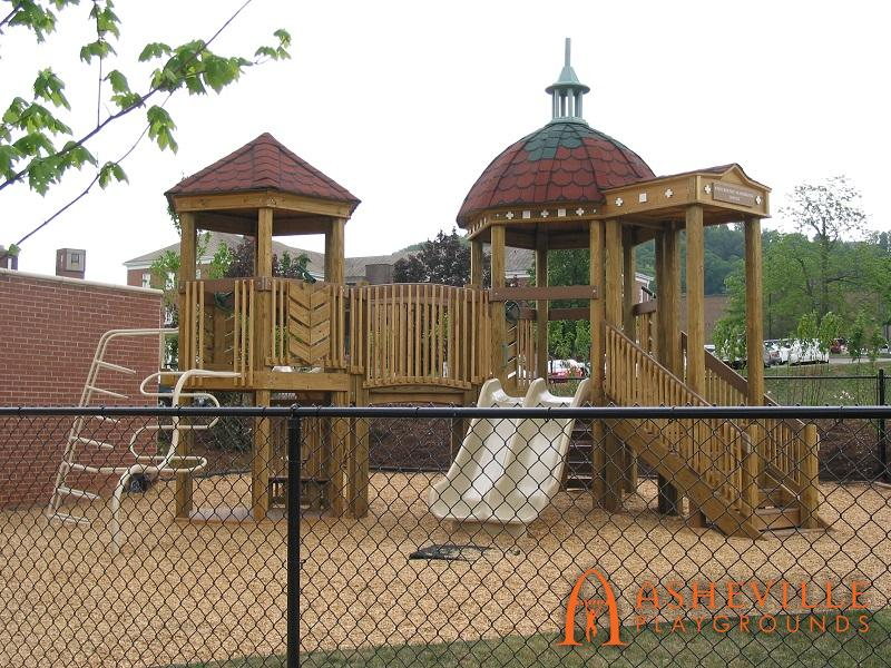 First Baptist Church Big Kids Playground
