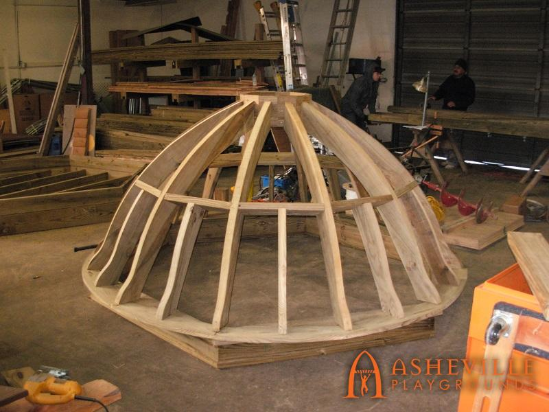First Baptist Church Dome Structure