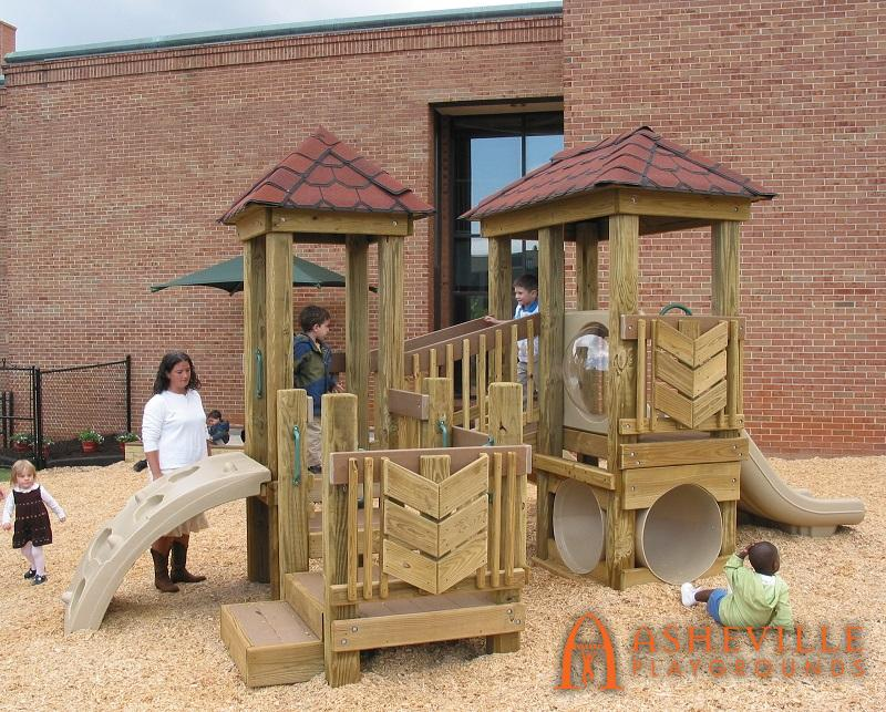 First Baptist Church Toddler Play Area