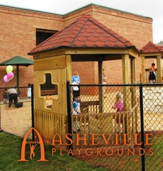 First Baptist play gazebo