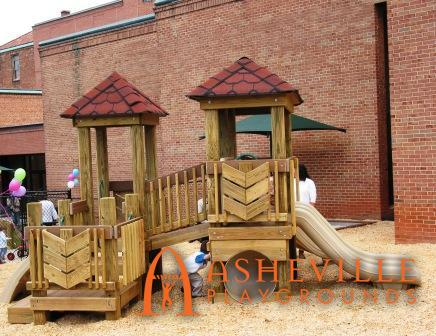 First Baptist toddlers playground