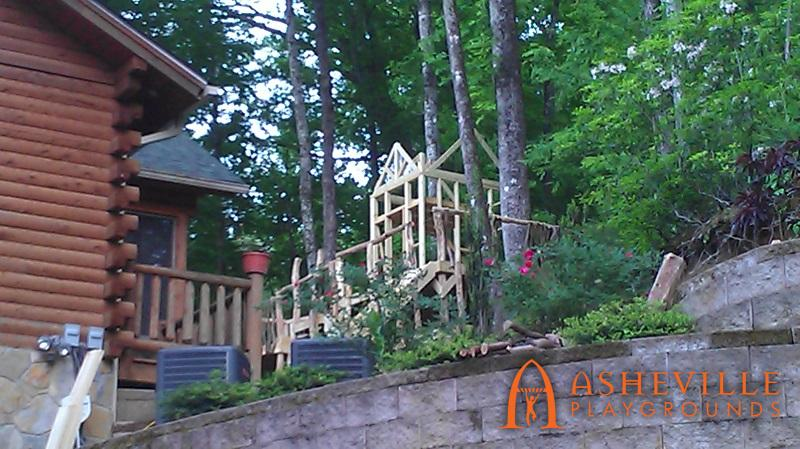 Harms Residential Playground Under Construction 5