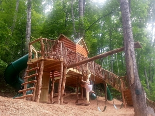 Harms Swings and Decks