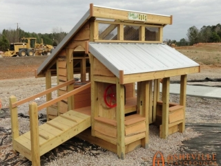 Knightdale Chicken coop egg drop rooster drive