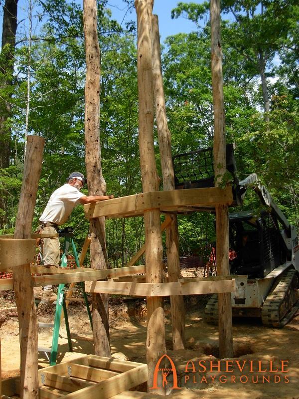 Rock Ridge Natural Tower Construction Jerry
