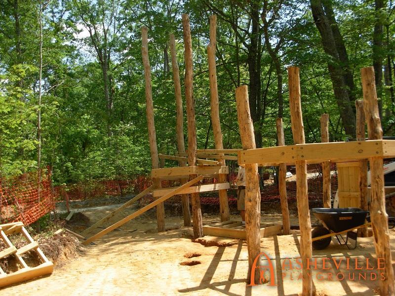 Rock Ridge Park Natural Construction 1