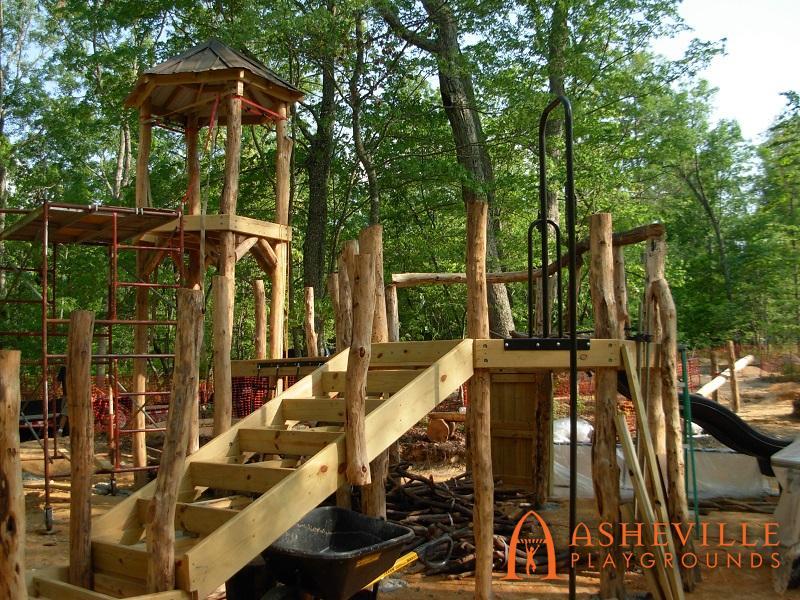 Rock Ridge Park Natural Construction 3